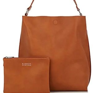 new Barneys New York Ann hobo bag Cognac